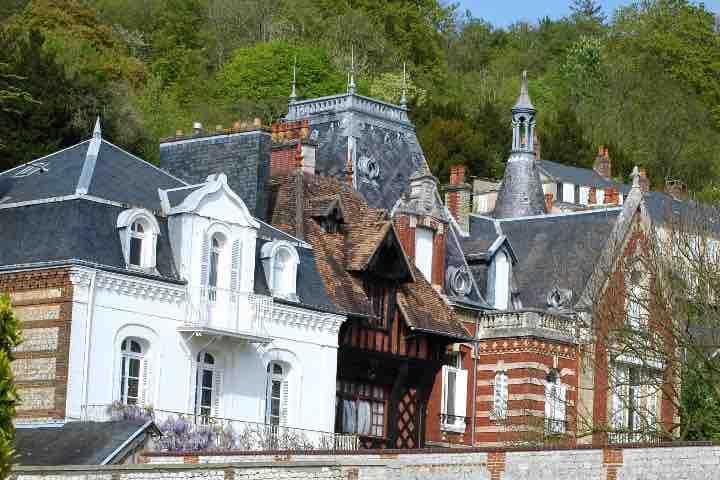 Caudebec-en-Caux (Rives-en-Seine)